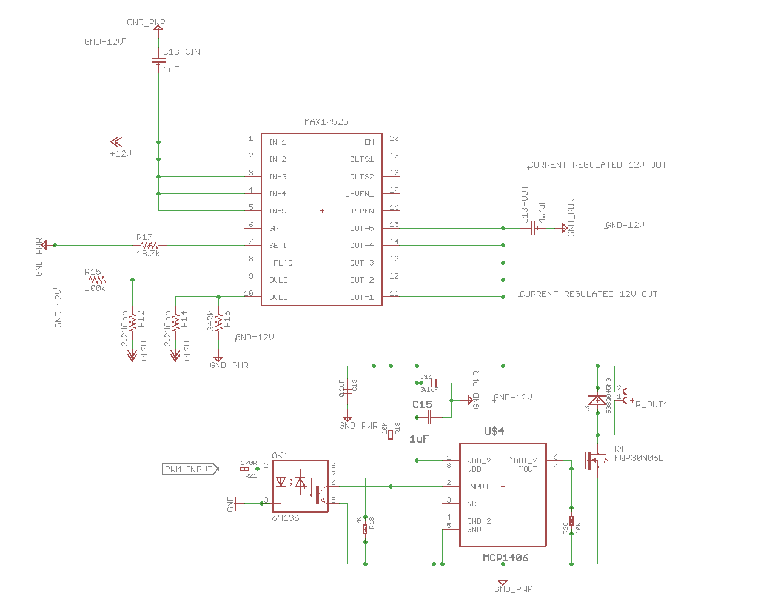 Arduino Solenoid Driver And Current Limiter Foldback Limiting Circuit Thank You